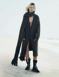 Hana Jirickova - Vogue Germany November 2014 -x12