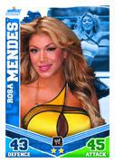 Rosa Mendes - Slam Attax Mayhem Card 2010