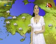 Çağla Yaralı Hava Durumu World Travel Channel 19/05/11