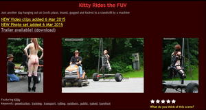 House of Gord: Kitty Rides the FUV