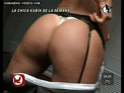 G-string butt