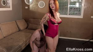 Ella Kross - Having My Perfect Ass Worshiped and Face Sitting!