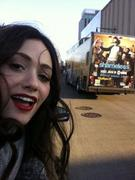 Emmy Rossum - Twitter pics