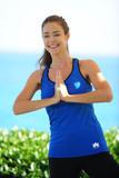 Denise Richards | Yoga Session in Nassau | April 12 | 15 pics